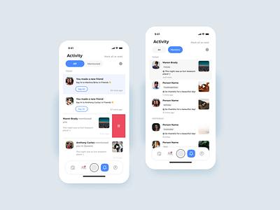 Notification Improvements message app delete message socialmedia