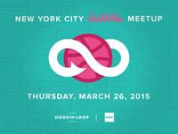 Hook & Loop NYC Dribbble Meetup