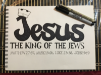 Jesus The King of the Jews