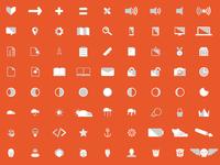 Angular icon set
