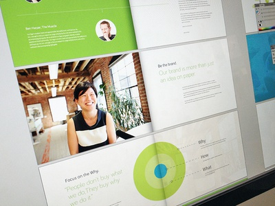 Bamboohr Brand Book branding focus lab identity book voice values mission brand book logo bamboo bamboohr print