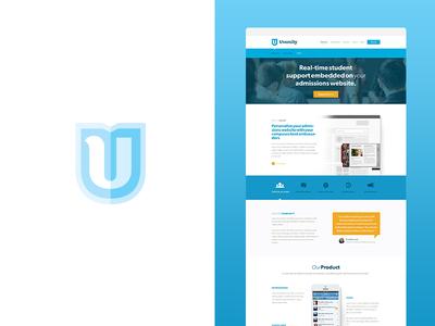 Uversity Brand + Web