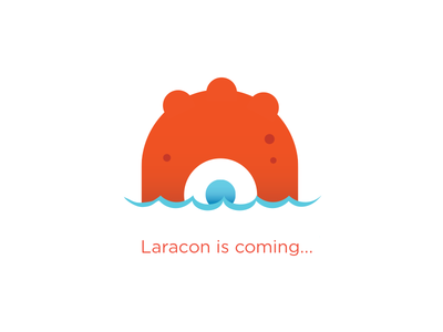Laracon 2014 laracon branding monsters developers php fun conference learning focus lab laravel