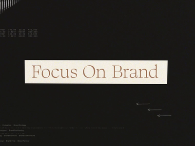Focus Lab YouTube youtuber brand agency branding brand intro screen video youtube channel youtube focus lab