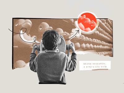 Brand Research: A Bird's-Eye View brand strategy brand strategy brand identity market research research identity branding focus lab