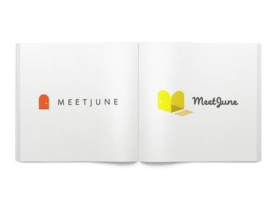Meet June branding focus lab identity logo design travel host community lifestyle
