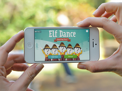 JibJab Elf Dance