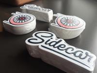 Sidecar Stickers