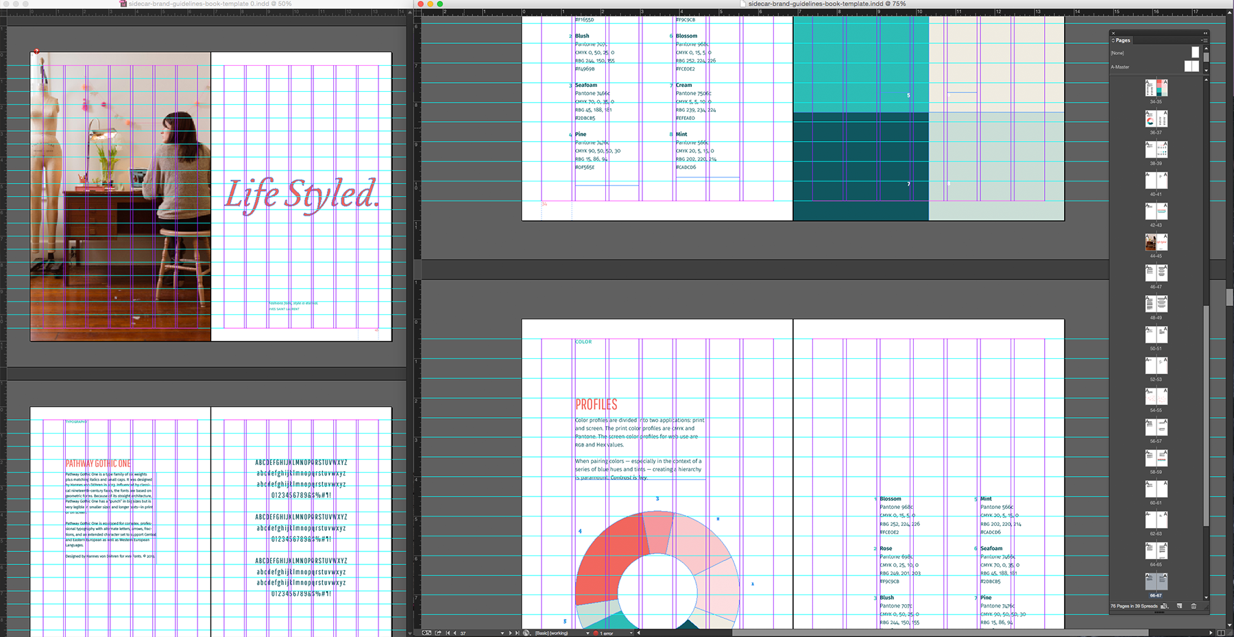 dribbble style guide 03 png by bill s kenney