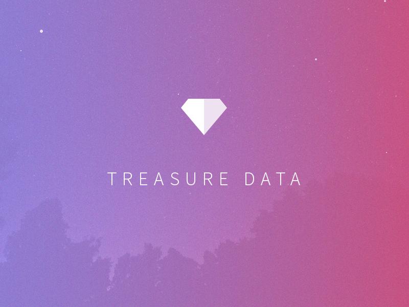 Treasure Data Rebranding explore treasure data clean simple logo identity focus lab branding