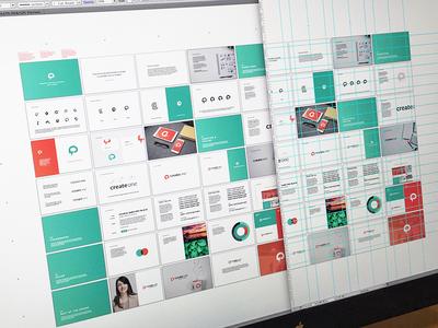 Branding Artboards brand boards presentation artboards logo template layout design identity assets sidecar focus lab branding