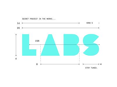 Secret Project shapes logotype logo brand identity identity labs focus lab branding