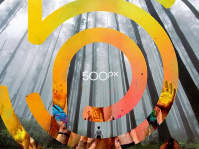 The New 500px