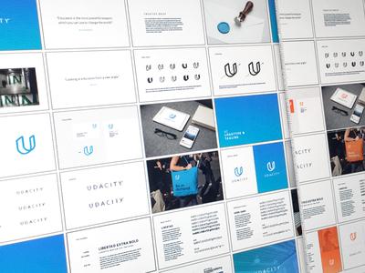 Udacity Branding Exploration perspective udacity u logo design identity focus lab branding