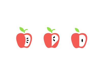 Pick Your Poison identity design education student teacher apples logo design identity focus lab branding