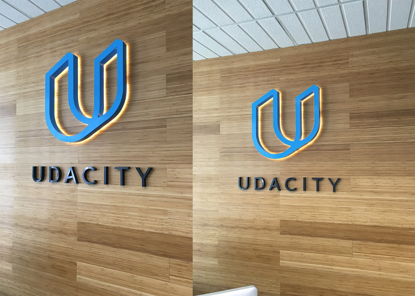 Udacity entry way