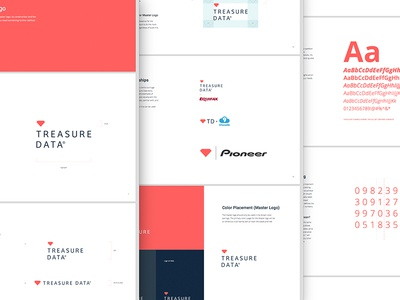 TD Style Guide logo guidelines color palette guidelines brand design identity brand guidelines brand book brand guide identity guide identity design style guides style guide