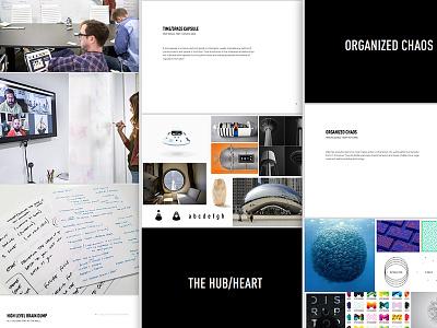 Concepting brand design ideation logo design identity design concepts concepting focus lab