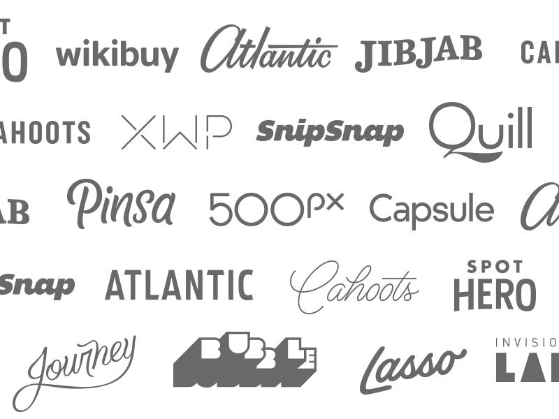 Logotype logotype design brand identity lettering logotype identity branding focus lab