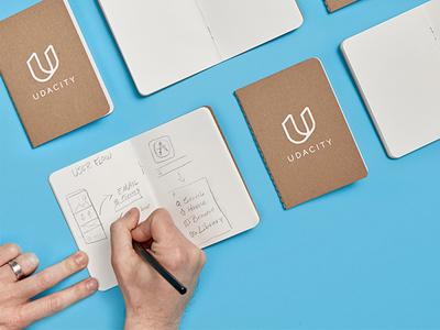 Udacity Branding identity branding marks logo design u exploration udacity