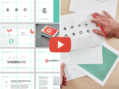 Branding Delivery Template Video community knowledge layouts growth learning design assets sidecar