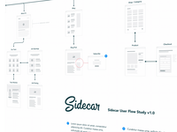 Sketch User Flow