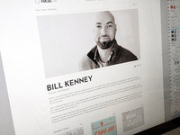Bio Page