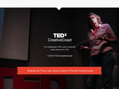 Tedx credits