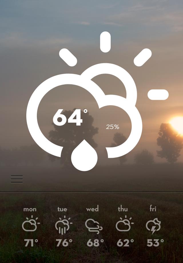 Weather big
