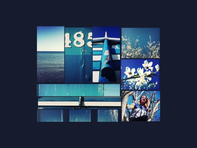 1485 by the Sea thumbnail cover art cover design thumbnail design blog post graphic design
