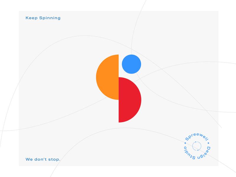 Spree branding identity logo