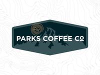 Parks Shirt Badge