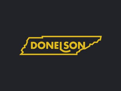 Donelson Mark badge type tennessee nashville