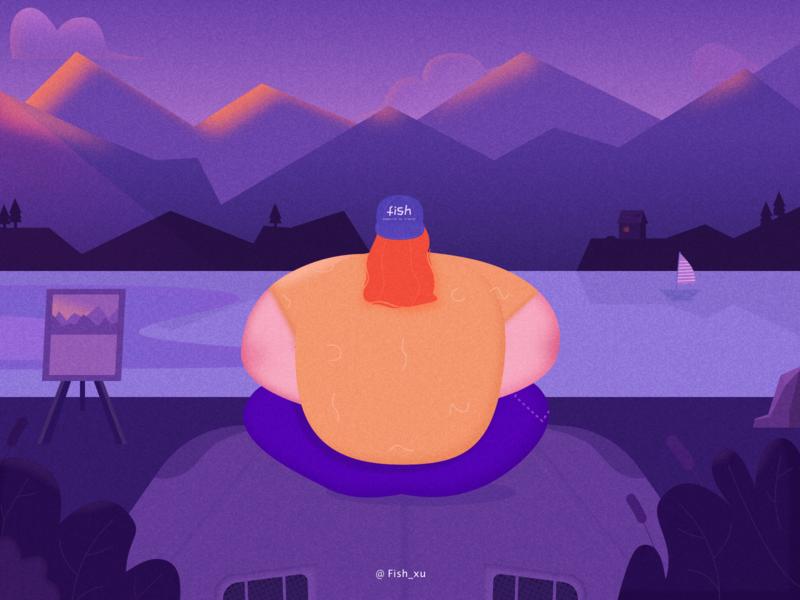 D1 illustration 插图