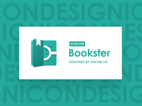 Icon Designed for Bookster