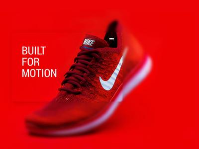 Nike Promotion Ad