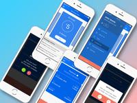 Mowqif Application Design