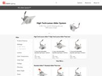 ELCO Lighting Website