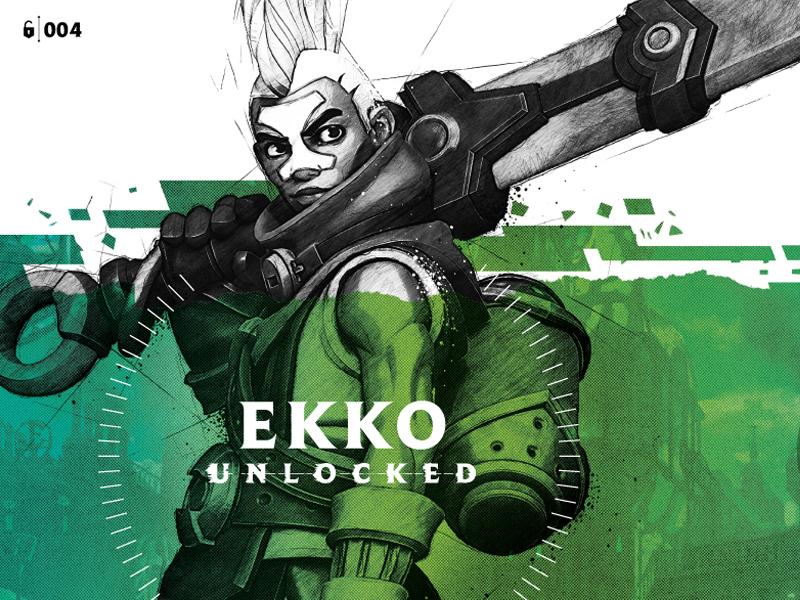 Ekko shot