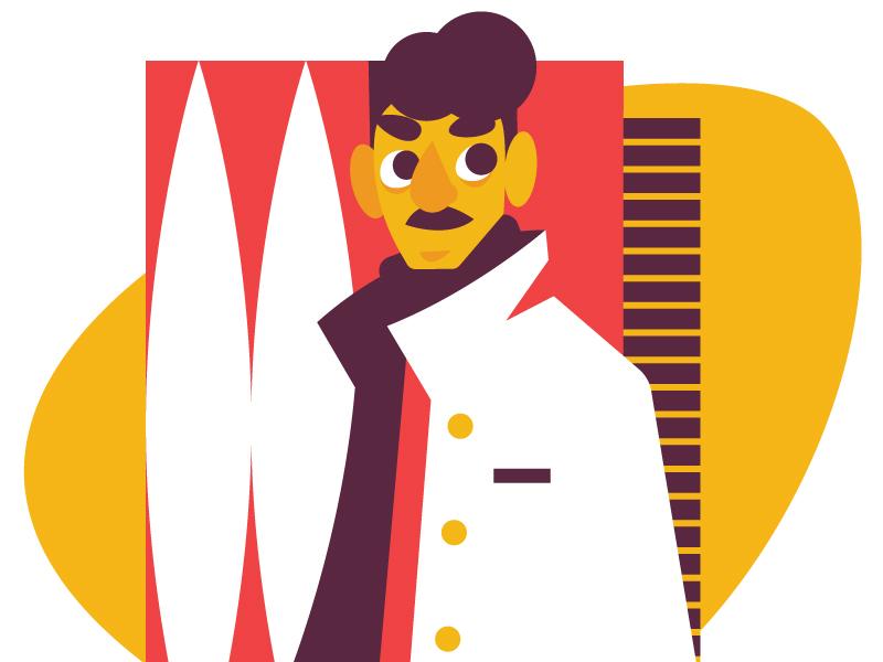 Man style man fashion illustration vector
