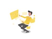 [Graphic] Digital, Man, Solutions