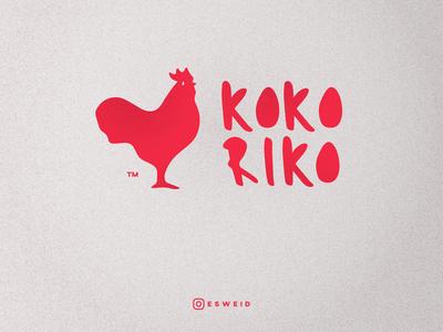CHICKEN LOGO / Koko riko