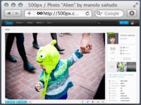 Safari 5.1 psd