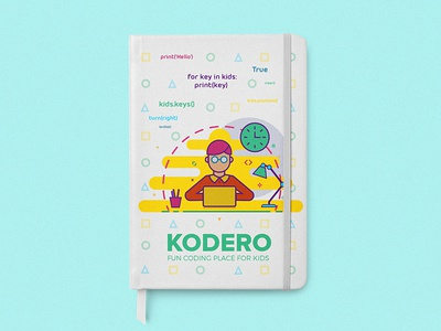 Code Notebook For Kids