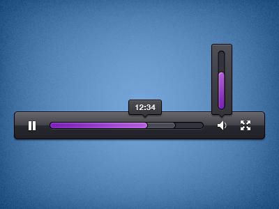 Mini Player Control
