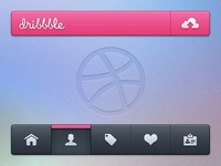 Dribbble for Android Revised