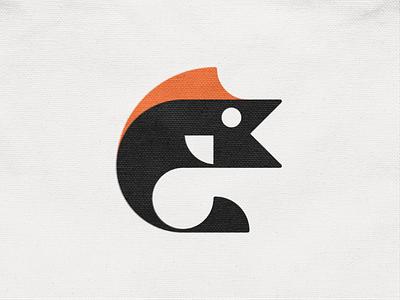 Geometric fish! texture monochromatic flipper fishing seafood marine sea fish monochrome abstract geometric logodesign logo design symbol branding brand icon mark logo