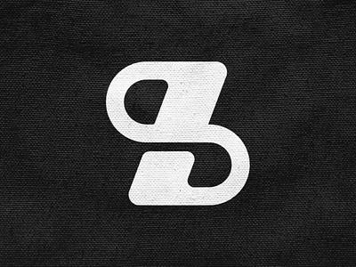 ZS Monogram monochromatic 7 b z s 36daysoftype letter lettering type monogram monochrome geometric logodesign logo design symbol branding brand icon mark logo