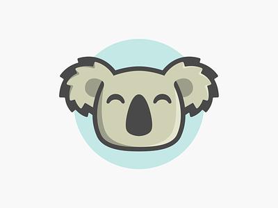 Koala Bear! brand identity logos character cute playful mascot koala bear koala panda bear animal illustration logodesign logo design symbol icon branding brand mark logo