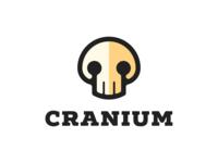 Cranium ( Skull Logo Updated ).